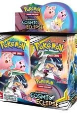 Pokemon POKEMON : Cosmic Eclipse Booster