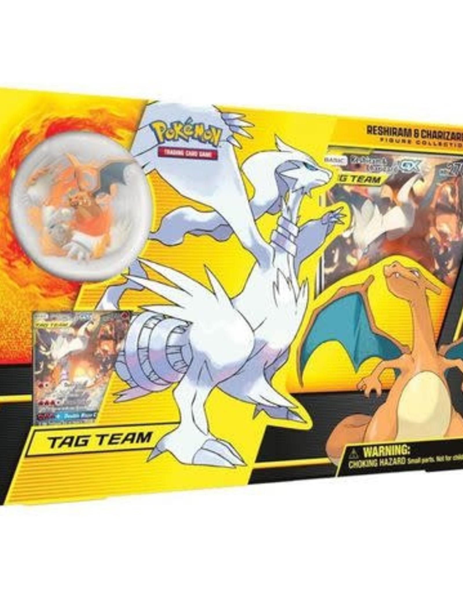 Pokemon POKEMON : Reshiram and Charizard GX Figure Collection