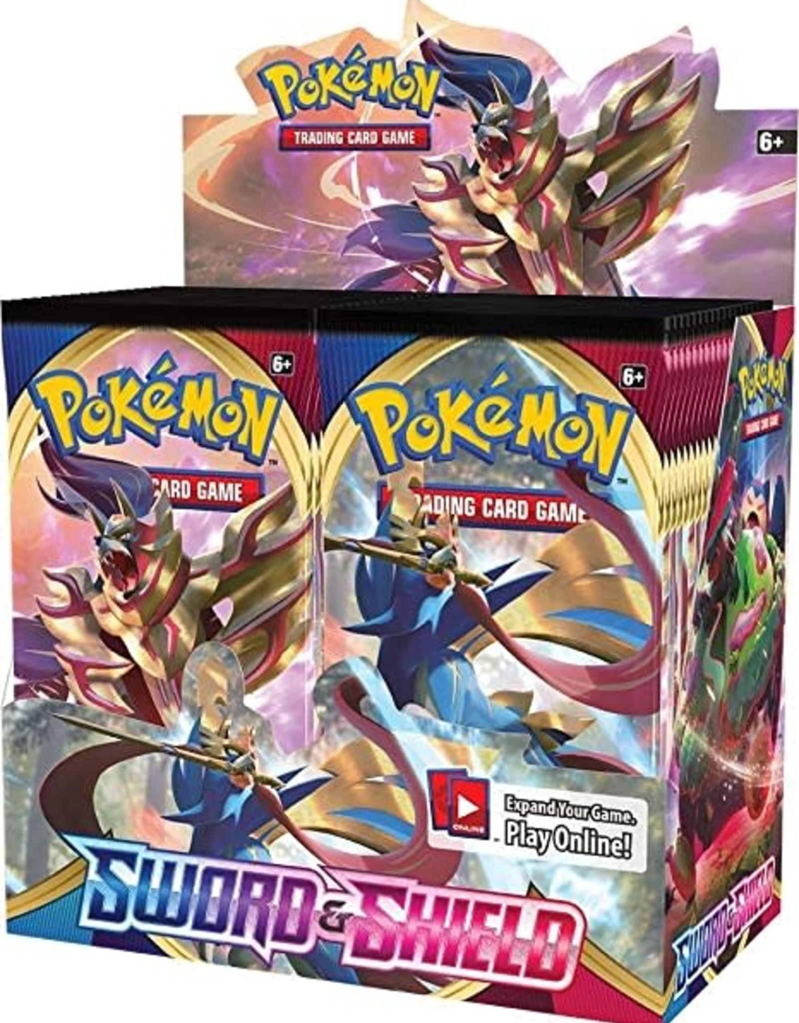 Pokemon POKEMON : Sword & Shield Booster