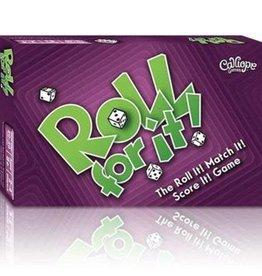Calliope Games Roll for It: Purple Edition