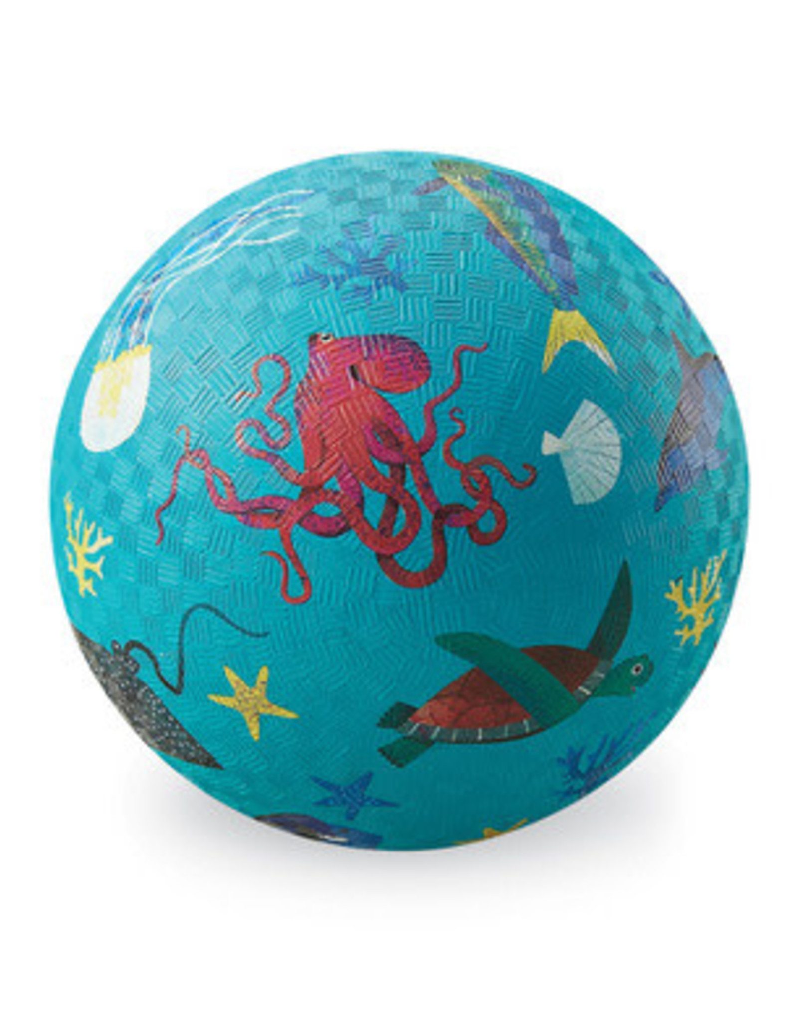 "Crocodile Creek 7"" Playball / Sea Animals"