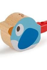 Hape Blue Bird Call-Whistle