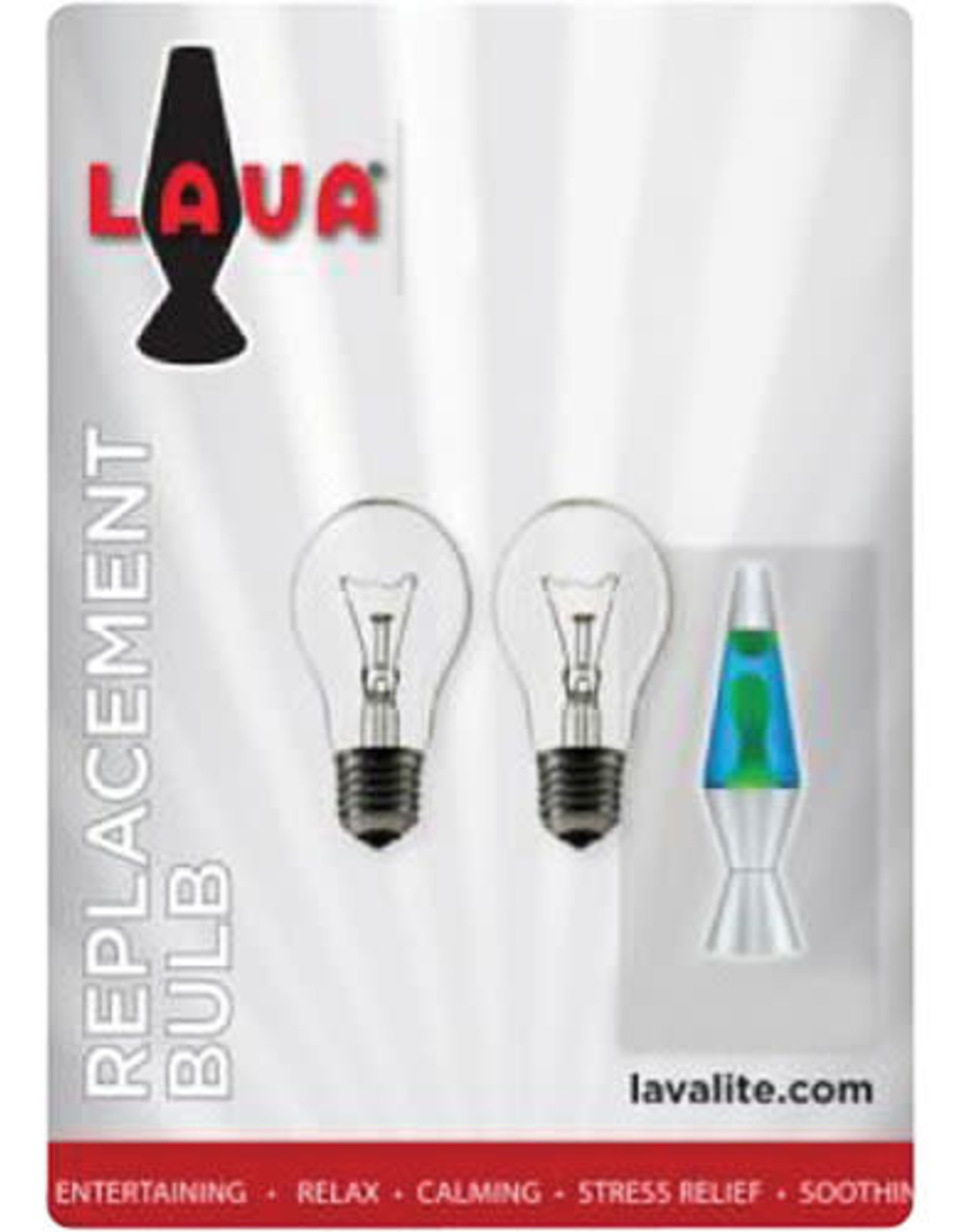 Lava Lamp Lava Lamp 40W LIGHT BULB 2PK