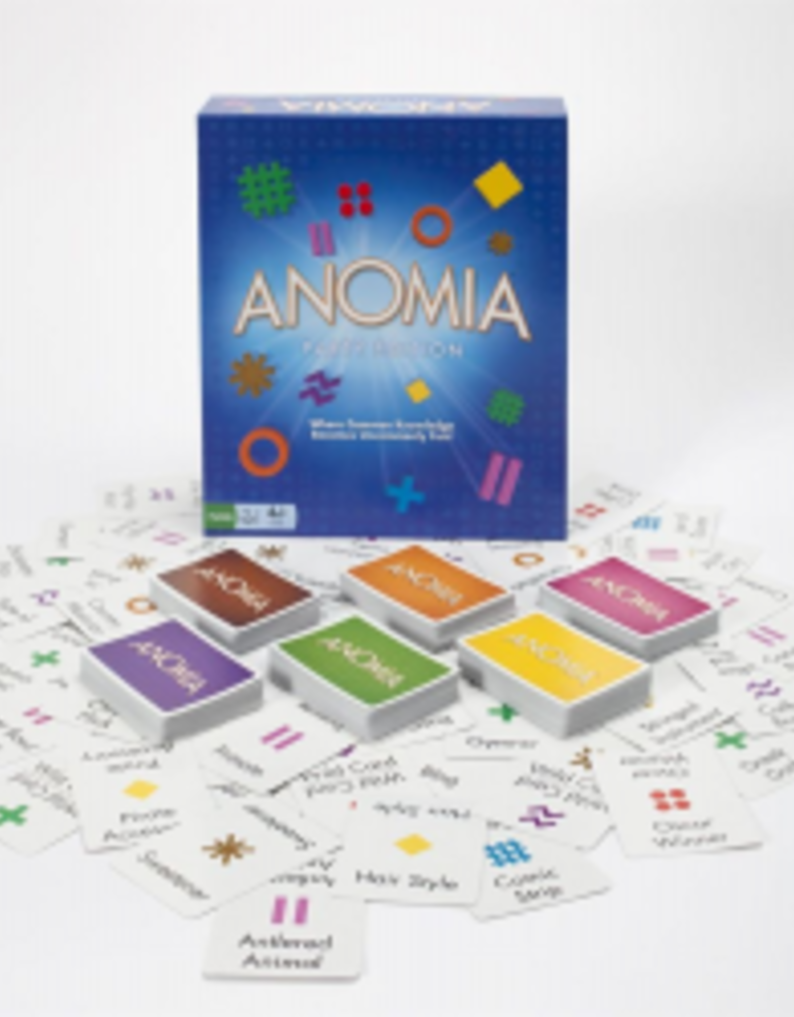 Anomia Party Pack