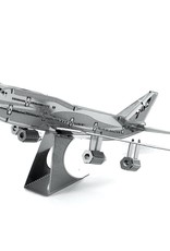 MetalEarth M.Earth, Commercial Jet, 1 Sheet
