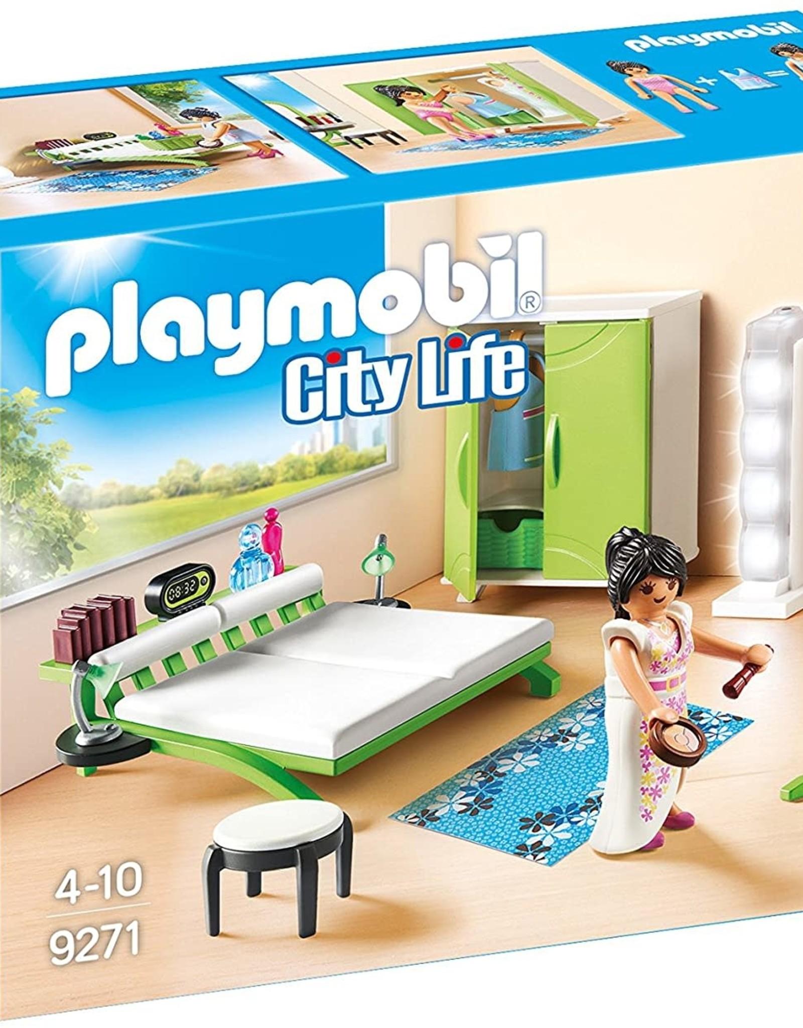 Playmobil Bedroom