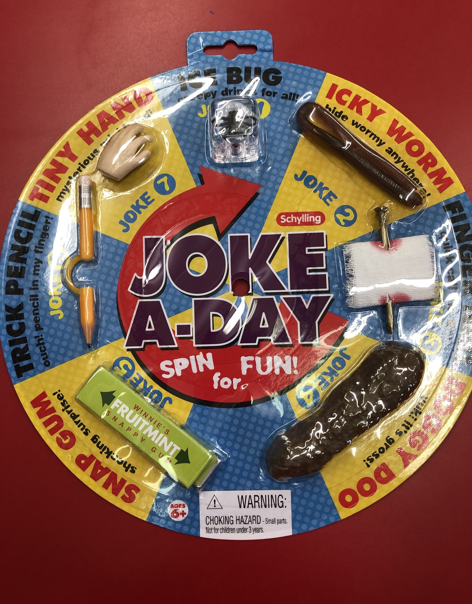 Schylling LTP Joke a Day