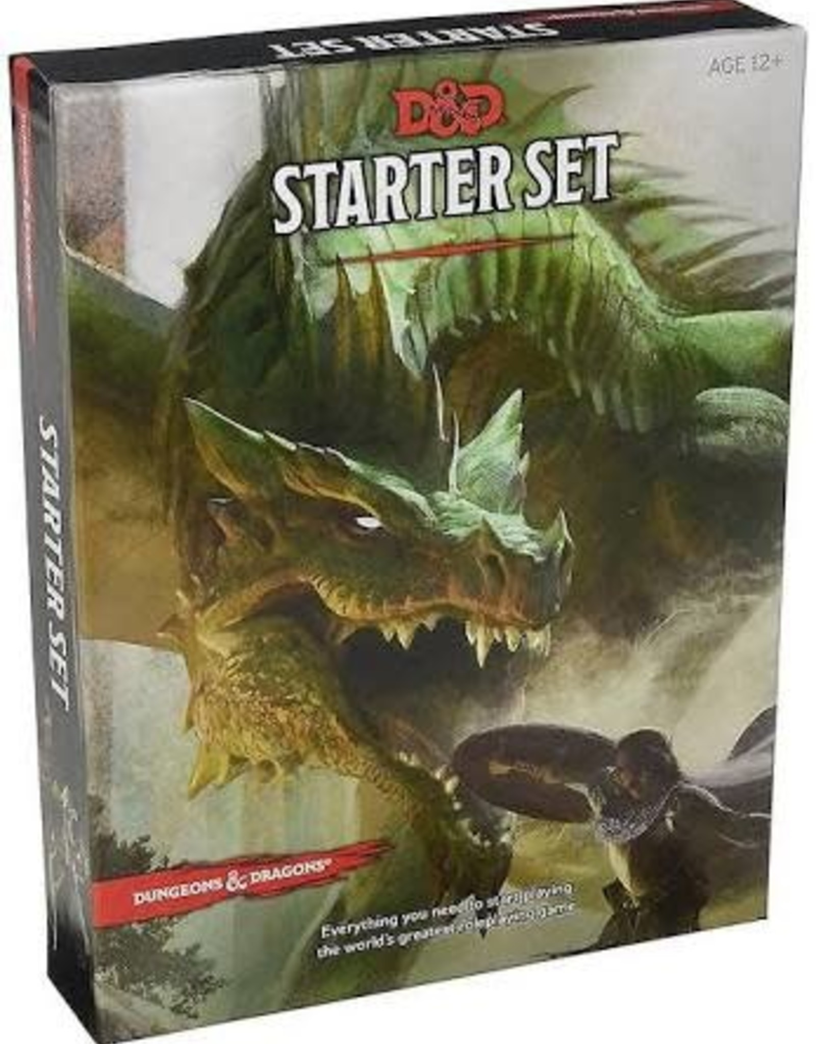 Wizards of the Coast DND Starter Set