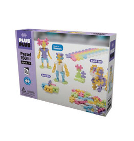 Plus Plus Mini Pastel 150pc