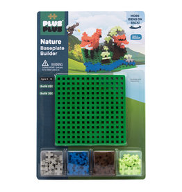 Plus Plus Nature Builder + Baseplate