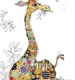 Incognito Card Kooks-Gerry Giraffe