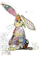 "Incognito Cards Kooks-Binky Bunny-Blank(5""X7"")"