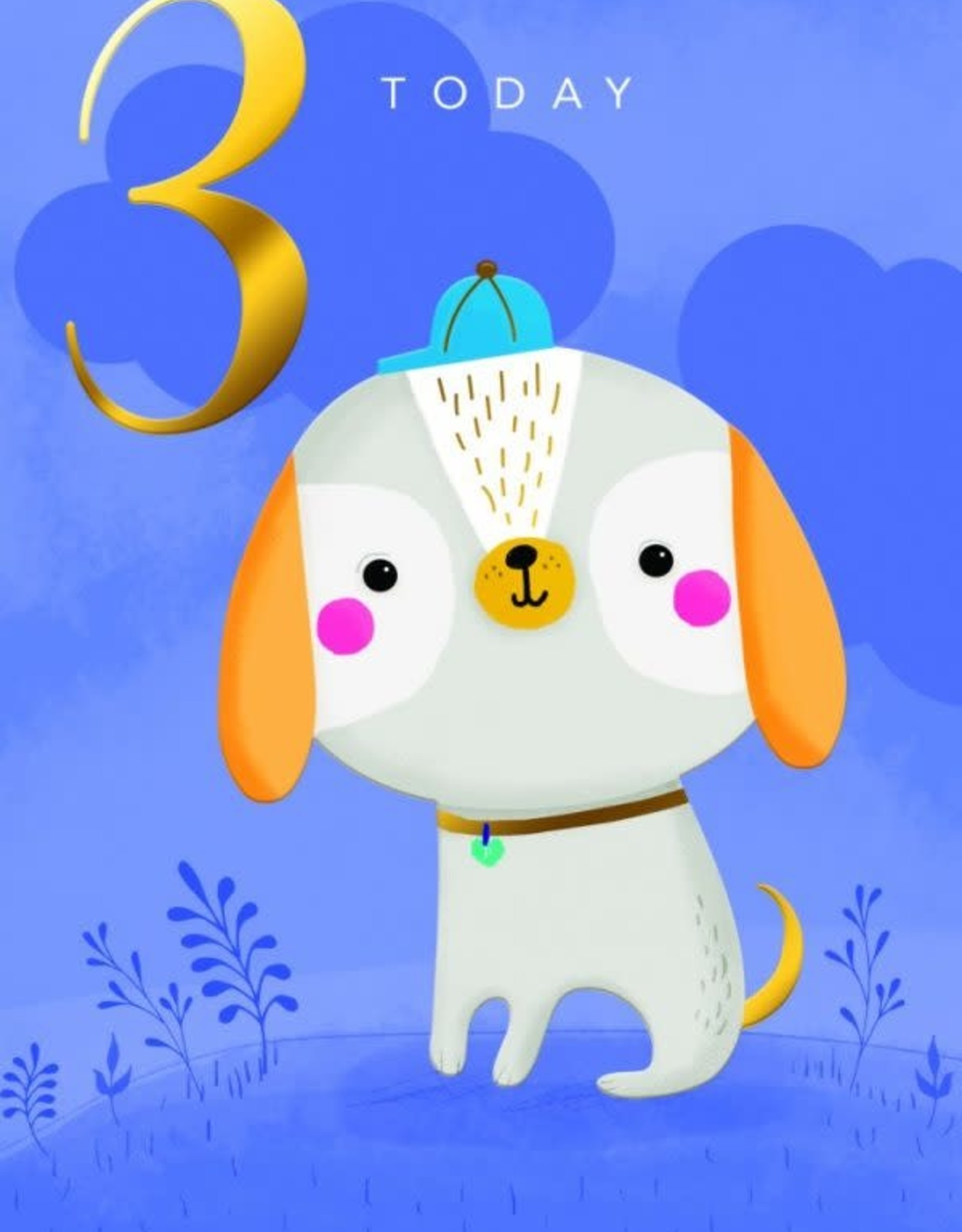 """Incognito Cards RAINBOW MAGIC-3 Today-Dog(6""""X6"""")"""