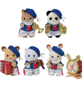 Calico Critters Baby Celebration Marching Band