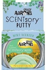 Crazy Aaron's Thinking Putty SCENTsory Aromatherapy-Positive Energy
