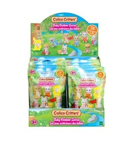 Calico Critters Baby Collectibles - Baby Outdoor Series