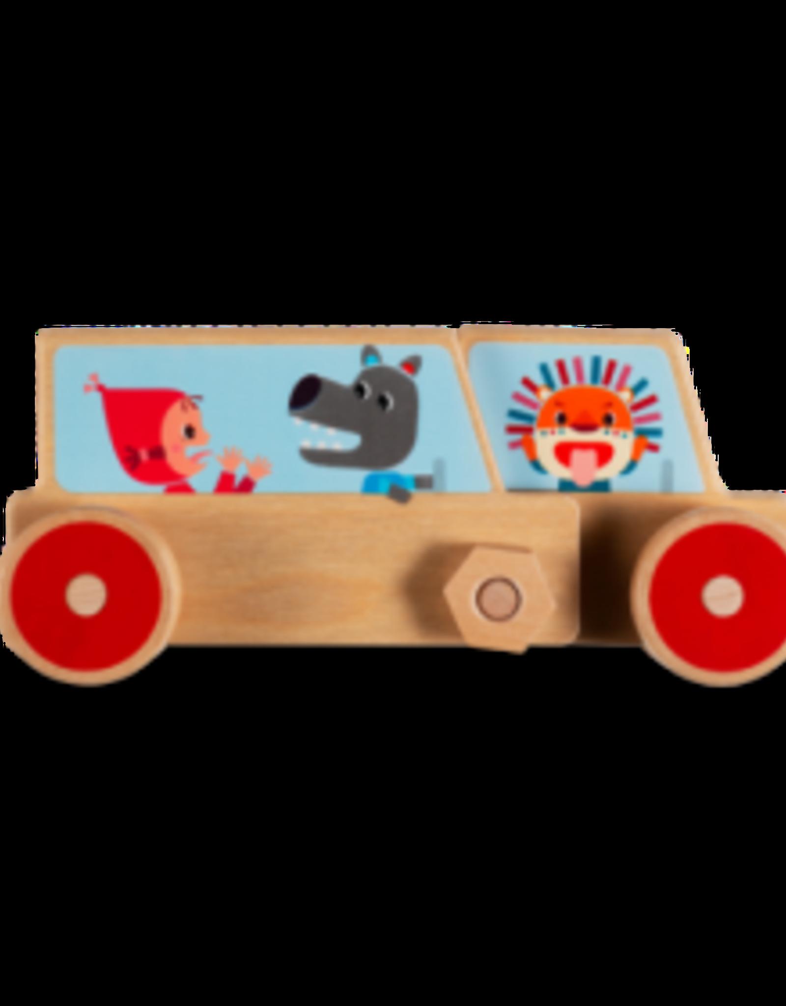 Car Construction Set