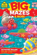 School Zone Big Mazes & More