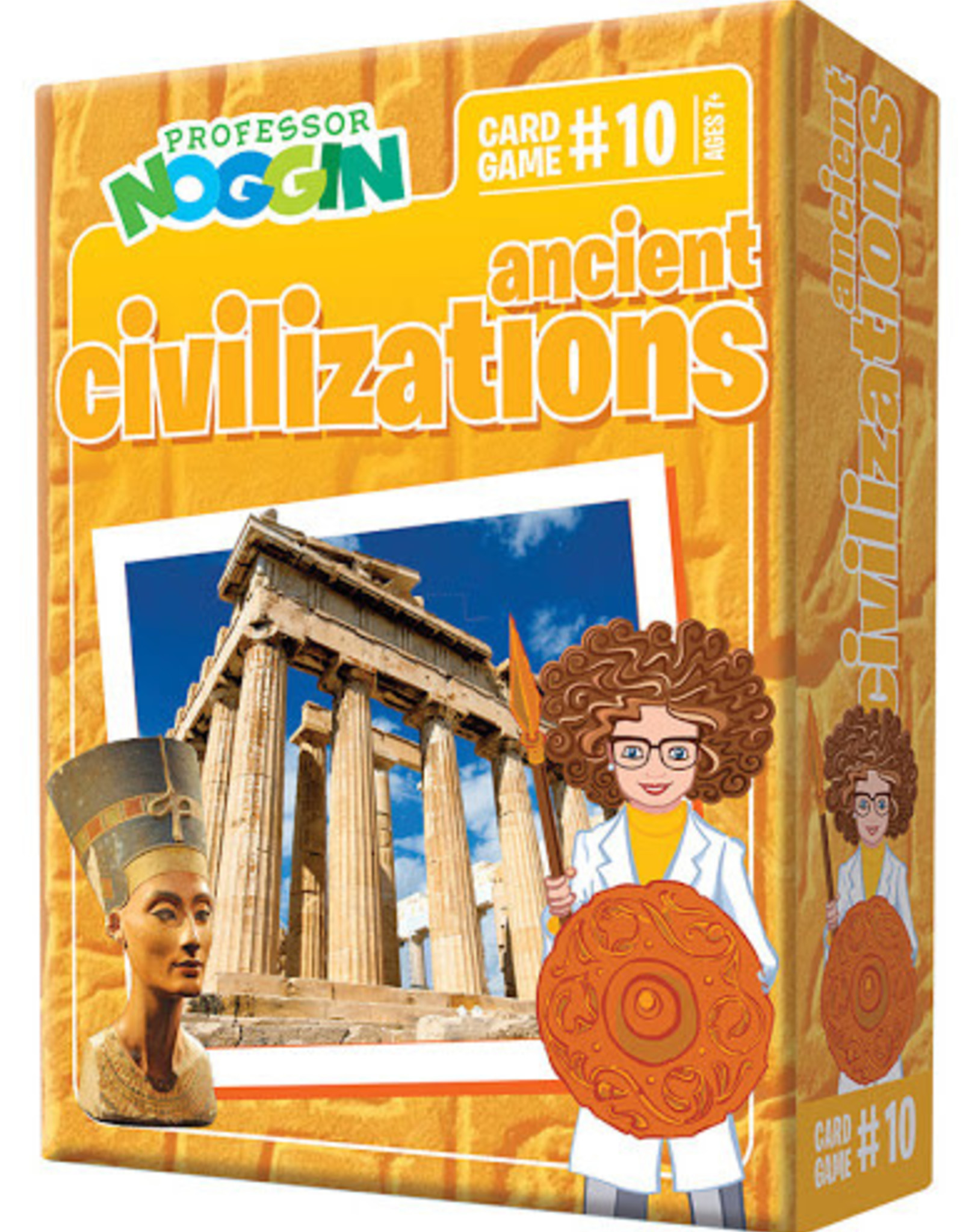 Professor Noggin Prof. Noggin Ancient Civilizations