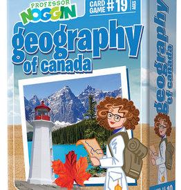 Professor Noggin Prof. Noggin Geography of Canada