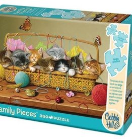 Cobble Hill Basket Case (Family) 350pc