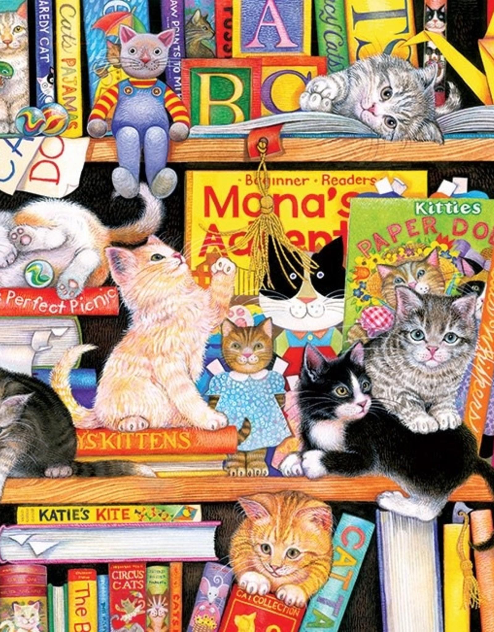 Cobble Hill Storytime Kittens (Family)