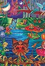 Cobble Hill Fairy Forest 36pc Floor Puzzle