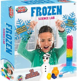 Be Amazing! Toys Frozen Science Lab