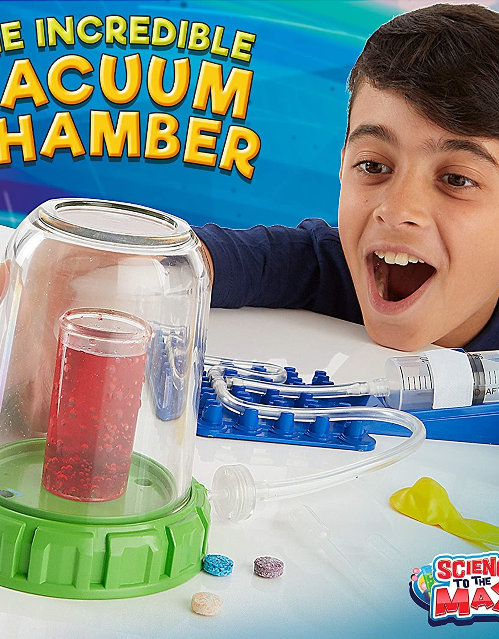 Be Amazing! Toys The Incredible Vacuum Chamber
