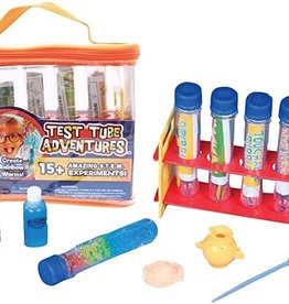 Be Amazing! Toys Test Tube Adventures