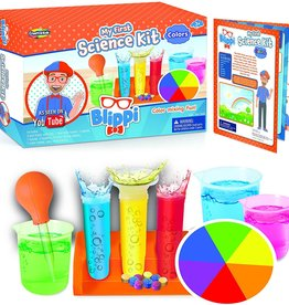 Be Amazing! Toys Blippi My First Science Kit: Colours