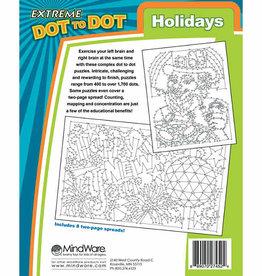 MindWare Extreme Dot-to-Dot: Holidays