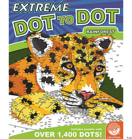 MindWare Extreme Dot-to-Dot: Rainforest