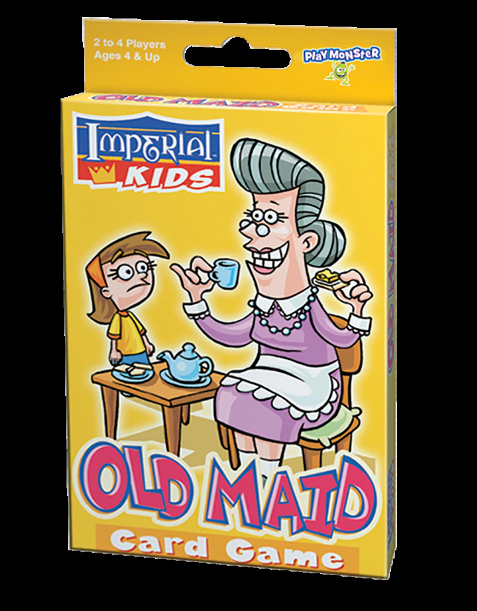 PlayMonster Old Maid