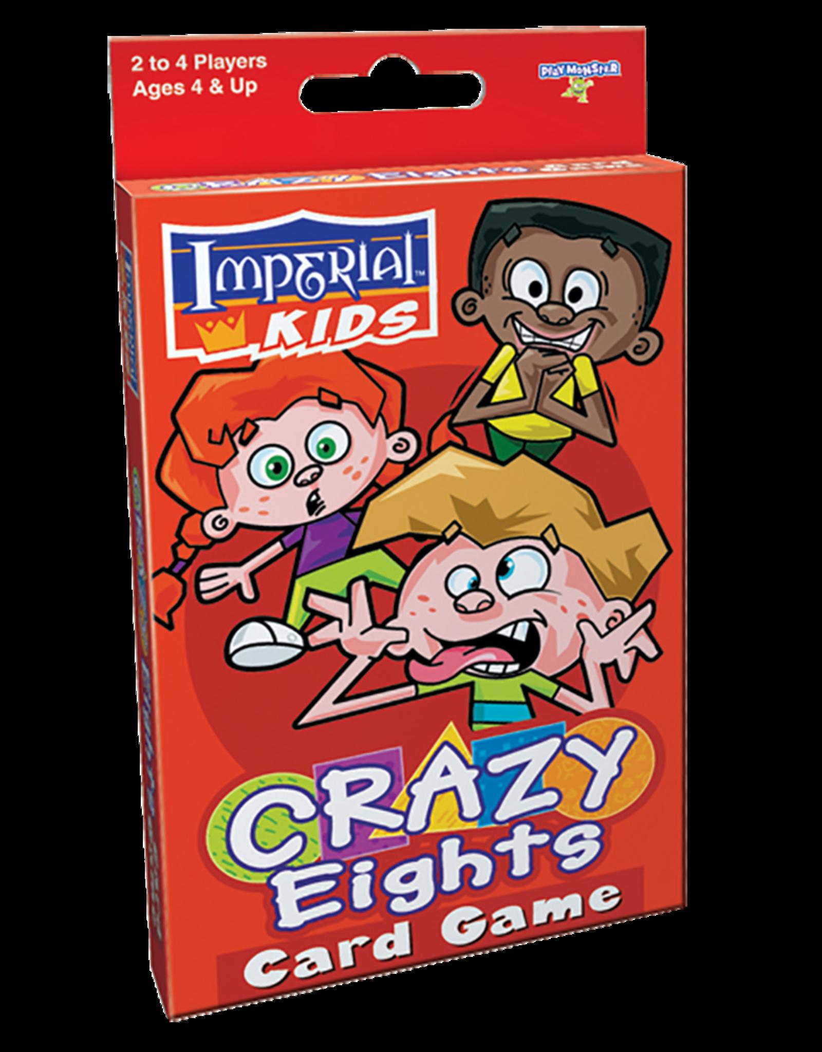 PlayMonster Crazy Eights