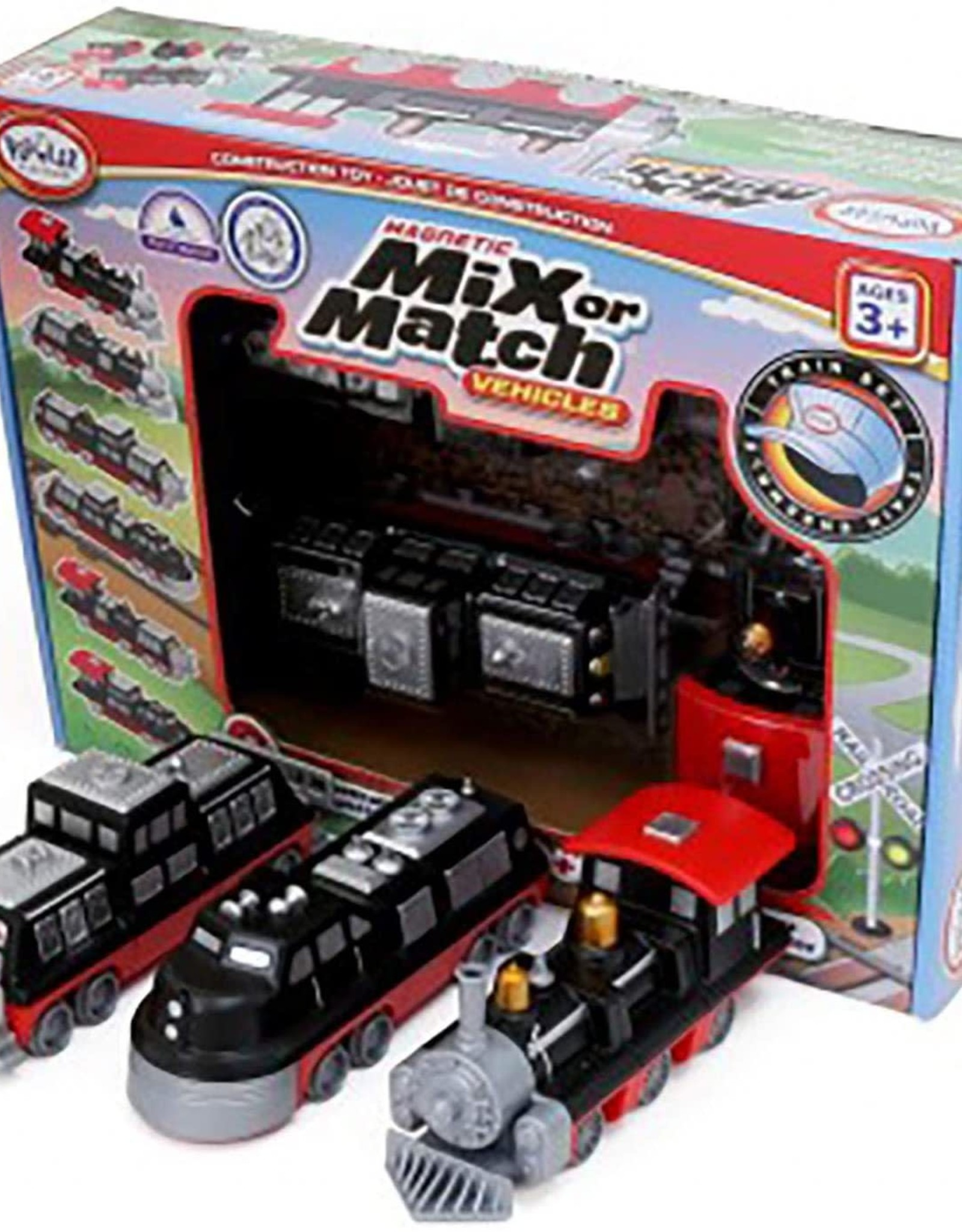 Popular Playthings Mix or Match Vehicles Diesel Train