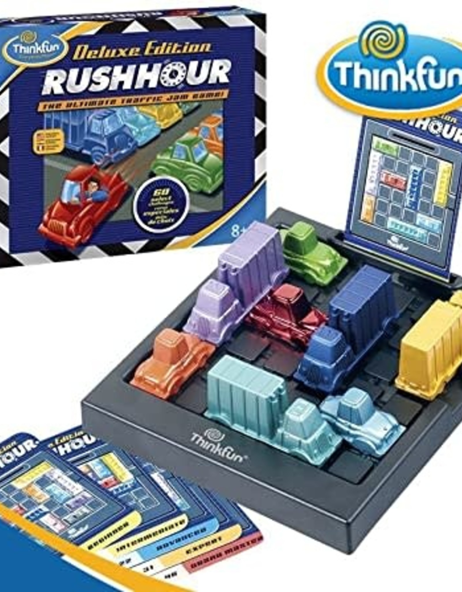 Think Fun Rush Hour Deluxe