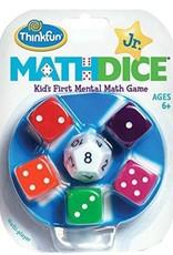 Think Fun Math Dice Jr