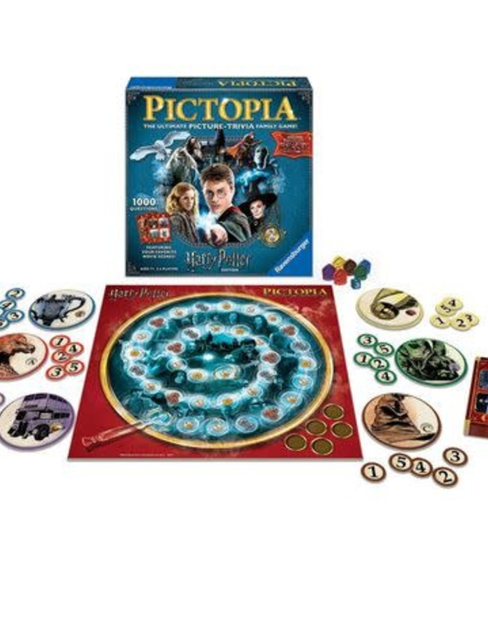 Ravensburger Pictopia™: HARRY POTTER™ Edition