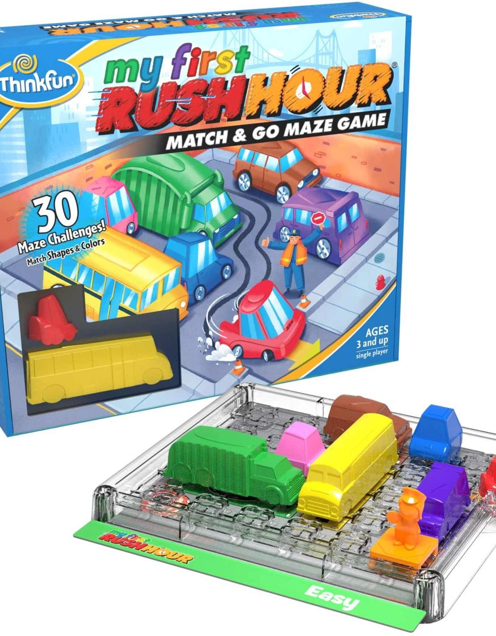 Think Fun My First Rush Hour