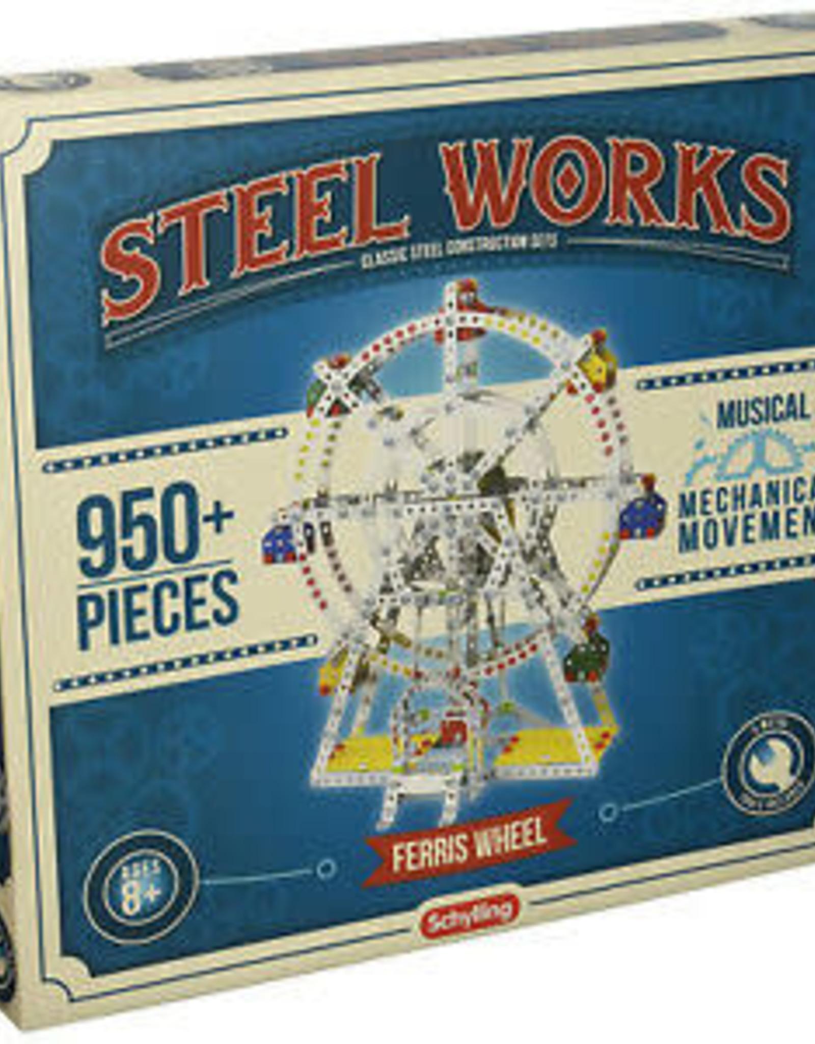 Steel Works Steel Works-Ferris Wheel