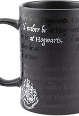 Paladone I Would Rather Be at Hogwarts Mug