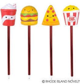 "Squish Fast Food Pens 8.25"""