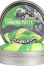 Crazy Aaron's Thinking Putty 4'' Heat Sensitive - Chameleon Hypercolor