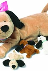 Manhattan Toy Nursing Nina Dog