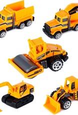 Playwell 4-pack Construction Trucks