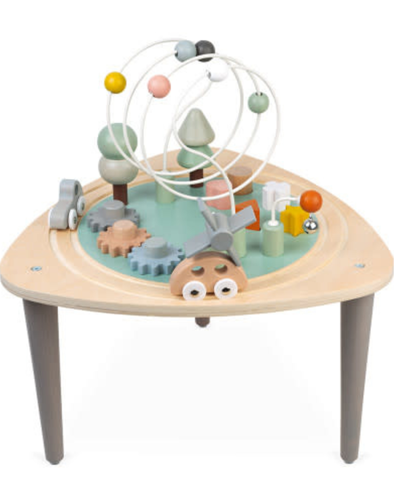 Janod Activity Table
