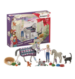 Schleich Advent Calendar (2020) Horse Club