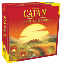 Catan Studio Catan 25th Anniversary