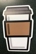 Stickers NW Coffee Cup